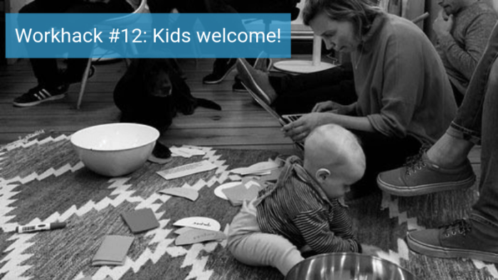 Workhack Kids welcome