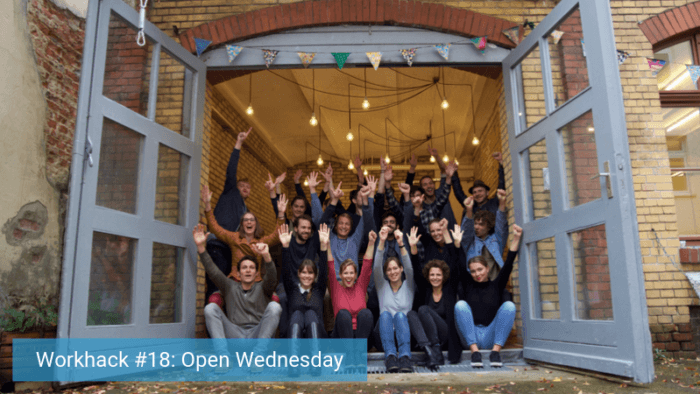 Workhack Open Wednesday
