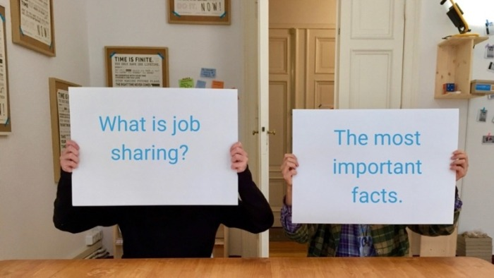 What is job sharing? The most important facts.