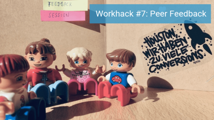 Workhack Peer Feedback